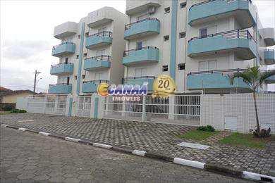 Apartamento, código 5152 em Mongaguá, bairro Balneário Plataforma