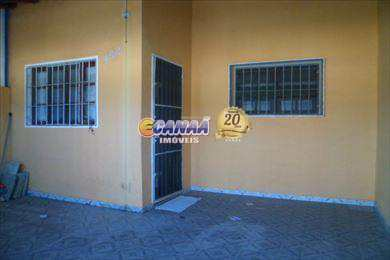 Casa, código 5108 em Mongaguá, bairro Jardim Praia Grande