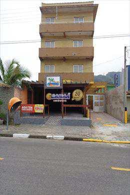 Apartamento, código 5079 em Mongaguá, bairro Jardim Marina