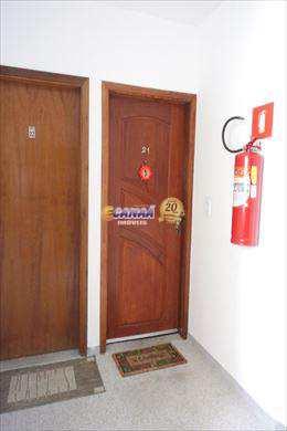 Apartamento em Mongaguá, no bairro Balneário Plataforma