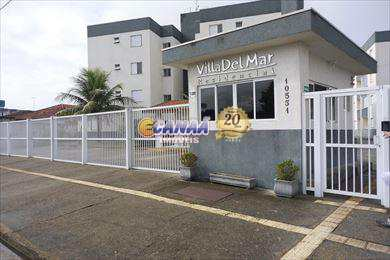 Apartamento, código 5062 em Mongaguá, bairro Balneário Plataforma