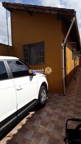 Casa, código 5057 em Mongaguá, bairro Agenor de Campos