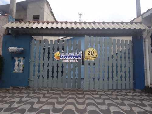 Casa, código 5034 em Mongaguá, bairro Balneário Plataforma