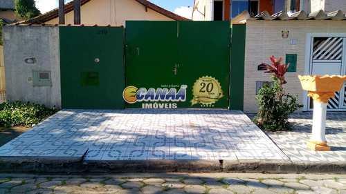 Casa, código 4976 em Mongaguá, bairro Balneário Itaguai