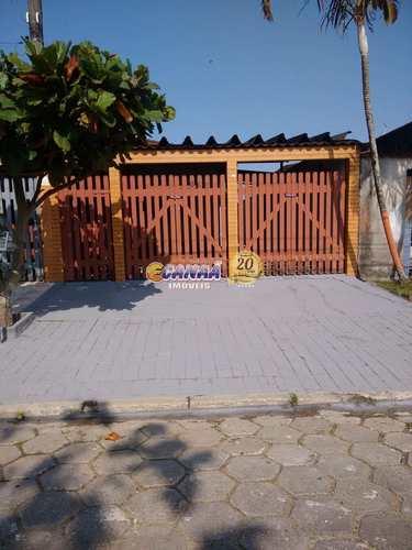 Casa, código 4958 em Mongaguá, bairro Agenor de Campos