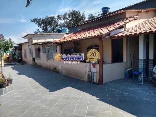 Casa, código 4857 em Mongaguá, bairro Jardim Leonor