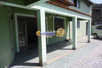 Casa, código 4855 em Mongaguá, bairro Balneário Plataforma