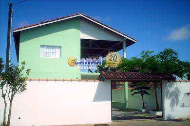 Sobrado, código 4850 em Mongaguá, bairro Agenor de Campos