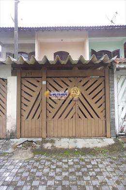 Sobrado, código 4782 em Mongaguá, bairro Agenor de Campos