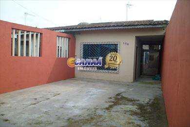 Casa, código 4842 em Mongaguá, bairro Balneário Itaguai
