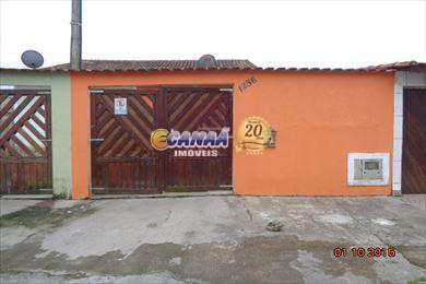 Casa, código 4763 em Mongaguá, bairro Balneário Jussara