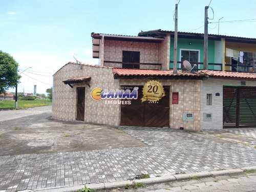 Sobrado, código 4754 em Mongaguá, bairro Itaguaí