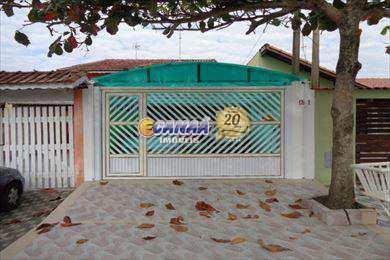 Sobrado, código 4669 em Mongaguá, bairro Balneário Flórida Mirim