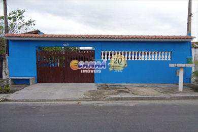 Casa, código 4605 em Mongaguá, bairro Balneário Itaguai