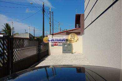 Sobrado de Condomínio em Itanhaém, no bairro Jardim Suarão