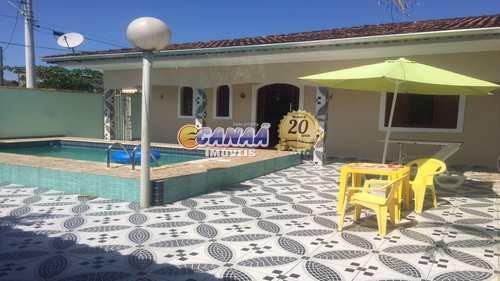 Casa, código 4440 em Mongaguá, bairro Balneário Itaguai