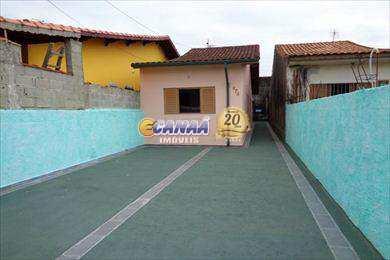 Casa, código 4435 em Mongaguá, bairro Balneário Flórida Mirim