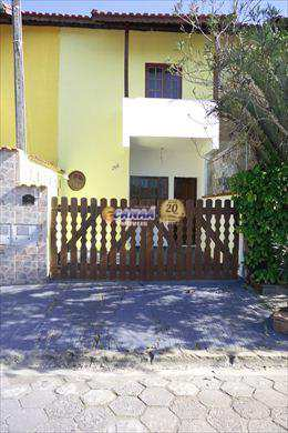 Sobrado, código 4344 em Mongaguá, bairro Balneário Flórida Mirim