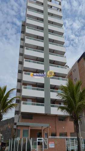 Apartamento, código 4252 em Mongaguá, bairro Centro