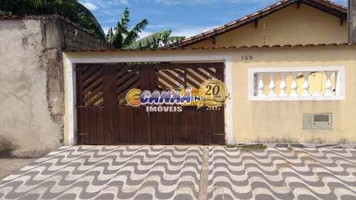 Casa, código 4014 em Mongaguá, bairro Balneário Itaguai