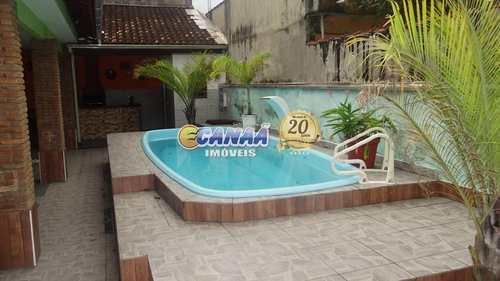 Casa, código 4005 em Mongaguá, bairro Balneário Jussara