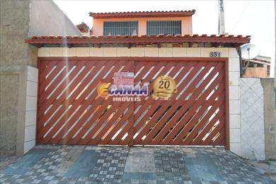 Sobrado, código 3939 em Mongaguá, bairro Balneário Plataforma