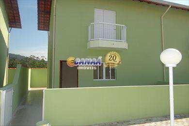 Sobrado de Condomínio, código 3922 em Mongaguá, bairro Balneário Flórida Mirim
