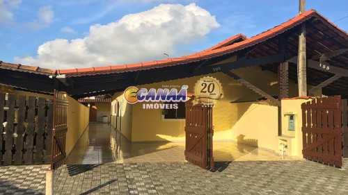 Casa, código 3607 em Mongaguá, bairro Balneário Itaguai