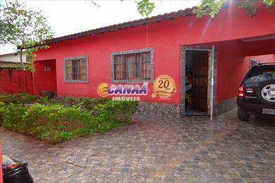 Casa, código 3566 em Mongaguá, bairro Balneário Itaguai