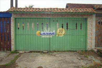 Casa, código 3407 em Mongaguá, bairro Balneário Itaóca