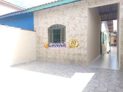 Casa, código 3407 em Mongaguá, bairro Itaguaí