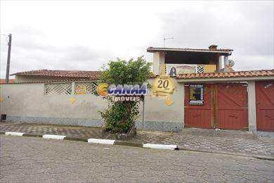 Sobrado, código 3252 em Mongaguá, bairro Balneário Itaóca