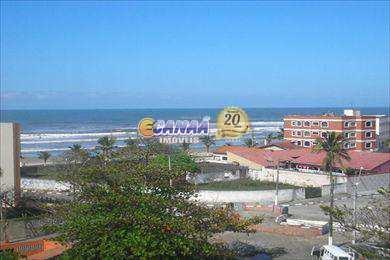 Apartamento, código 2071 em Mongaguá, bairro Jardim Praia Grande