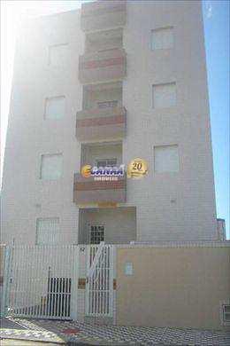 Apartamento, código 2061 em Mongaguá, bairro Jardim Praia Grande