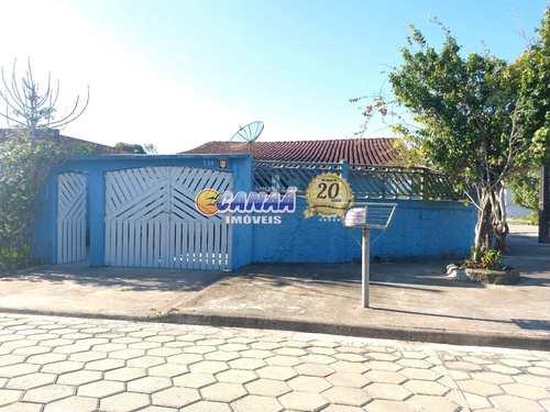 Casa, código 1316 em Mongaguá, bairro Balneário Plataforma