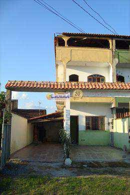 Sobrado, código 325 em Mongaguá, bairro Agenor de Campos