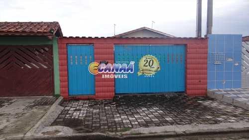 Casa, código 206 em Mongaguá, bairro Balneário Flórida Mirim