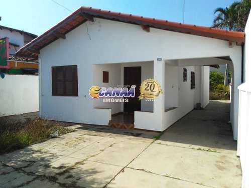 Casa, código 149 em Mongaguá, bairro Balneário Regina Maria