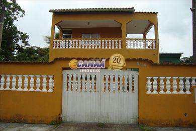 Sobrado, código 321 em Mongaguá, bairro Balneário Itaguai