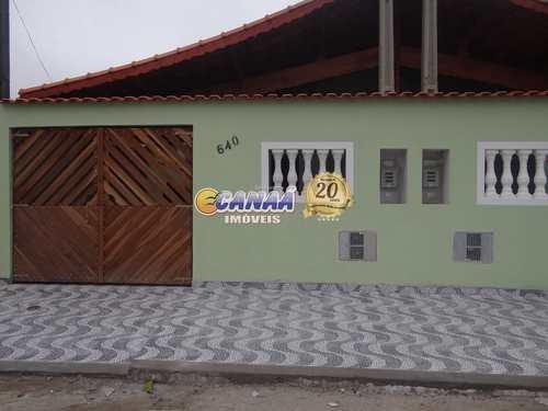 Casa, código 7185 em Mongaguá, bairro Jussara