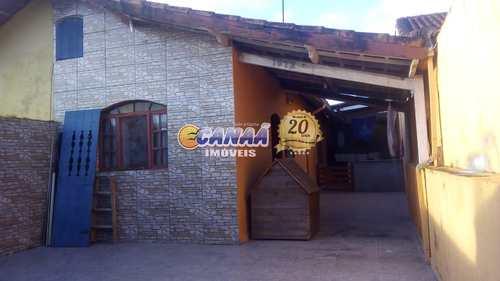 Casa, código 7187 em Mongaguá, bairro Agenor de Campos