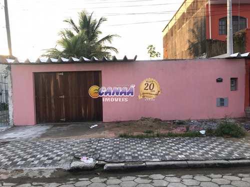 Casa, código 7218 em Mongaguá, bairro Balneário Itaguai
