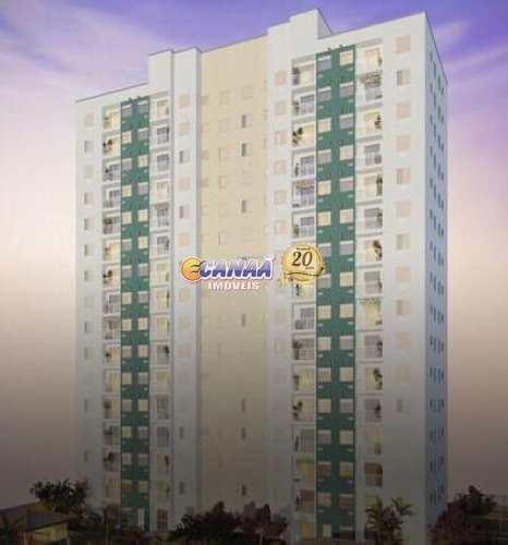 Apartamento, código 7219 em Praia Grande, bairro Ocian