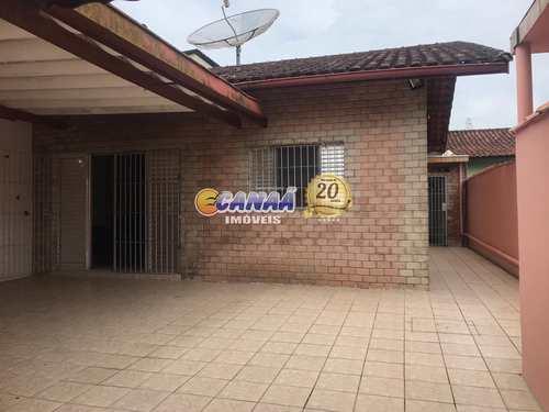 Casa, código 7224 em Mongaguá, bairro Agenor de Campos