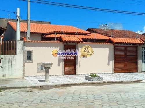 Casa, código 7226 em Itanhaém, bairro Balneário Gaivotas