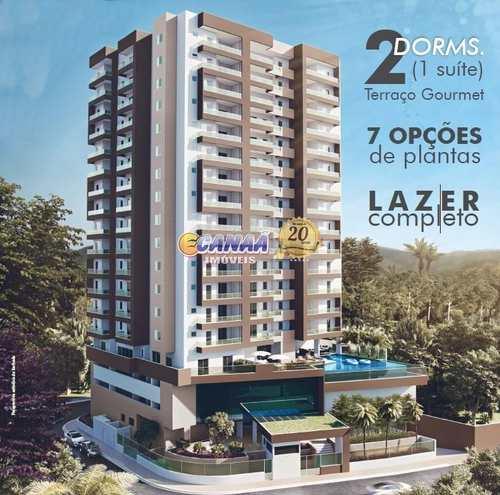 Apartamento, código 7238 em Mongaguá, bairro Nossa Senhora Fátima
