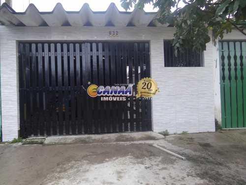 Casa, código 7242 em Mongaguá, bairro Balneário Itaguai