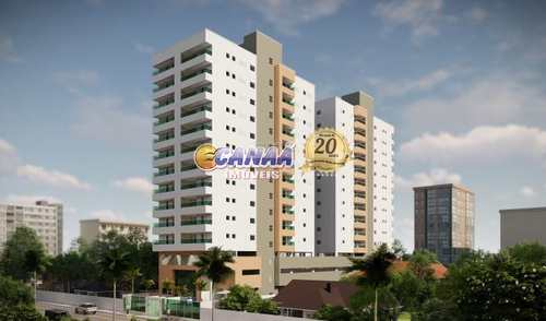 Apartamento, código 7249 em Mongaguá, bairro Centro