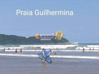 Apartamento, código 7252 em Praia Grande, bairro Guilhermina