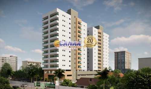 Apartamento, código 7257 em Mongaguá, bairro Centro